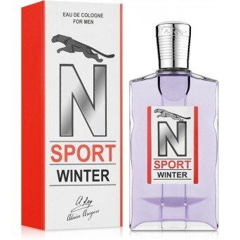 Alain Aregon Sport Winter
