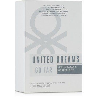 Benetton United Dreams Go Far