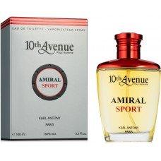 Karl Antony 10th Avenue Amiral Sport
