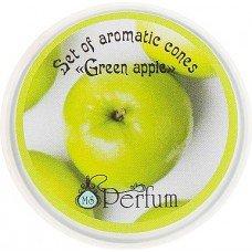 Арома-конусы с ароматом зеленого яблока
