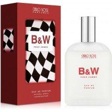 Carlo Bossi B&W Red