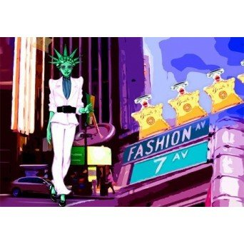 Bond No9 Fashion Avenue