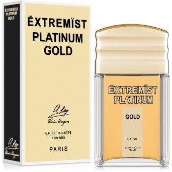 Alain Aregon Extremist Platinum Gold