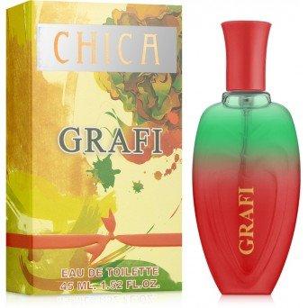 Aroma Parfume Chica Grafi
