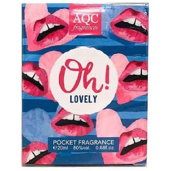 AQC Fragrances Oh Lovely
