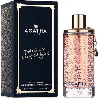 Agatha Balade Aux Champs-Elysees