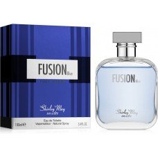 Shirley May Fusion Blue