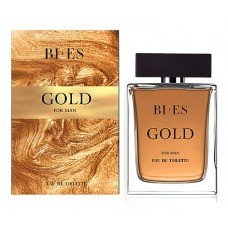 Bi-es Gold For Man Eau De Toilette