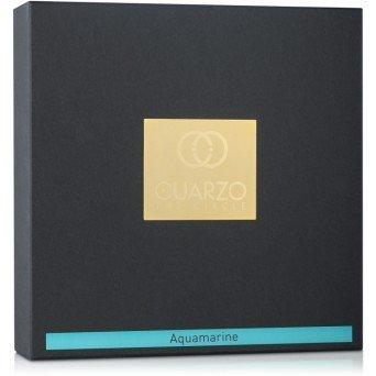 Cuarzo The Circle Aquamarine
