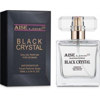 Aise Line Black Crystal