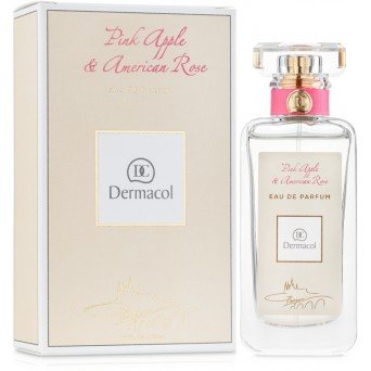 Dermacol Pink Apple and American Rose