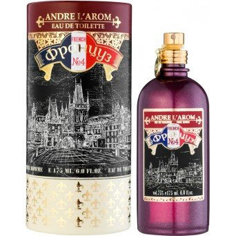 Aroma Parfume Andre L'arom Француз №4