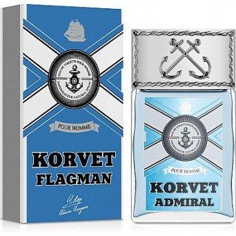 Alain Aregon Korvet Admiral