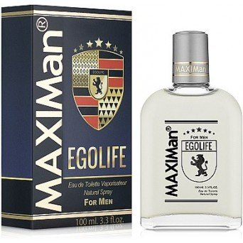 Aroma Parfume Maximan Egostil