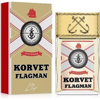 Alain Aregon Korvet Flagman