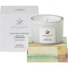 "Ароматическая свеча ""White Fig & Cederwood"""