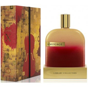 Amouage The Library Collection: Opus X