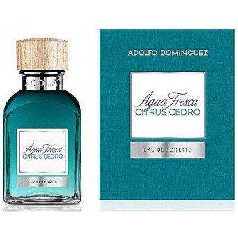 Adolfo Dominguez Agua Fresca Citrus Cedro