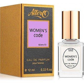 Altero №13 Women's Code