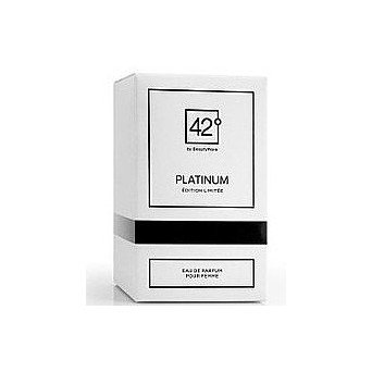 42° by Beauty More Platinum Edition Limitee Pour Femme