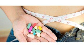 Популярные таблетки для похудения в 2021 году