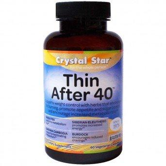 Контроль веса после 40, Crystal Star №60