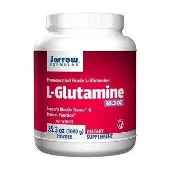 Пищевая добавка Jarrow Formulas L-глутамин