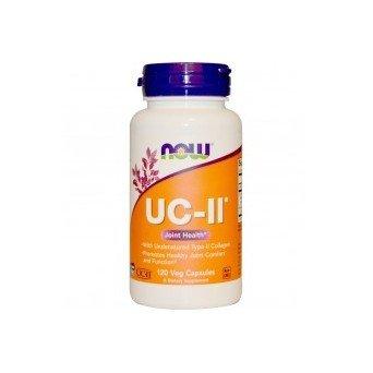 Неденатурированный коллаген Now Foods UC-II Joint Health №120