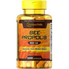 Витаминно-минеральный комплекс Puritan's Pride Bee Propolis 500 мг
