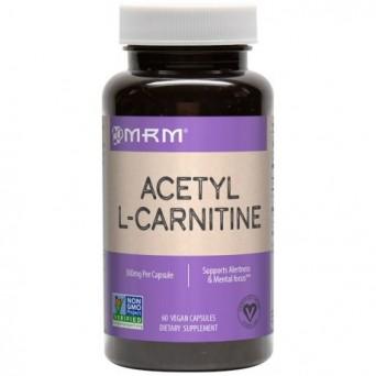 Капсулы Ацетил L-карнитин MRM №60