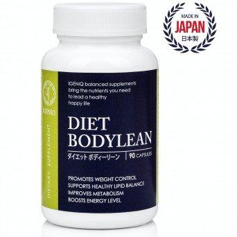 Сжигание жиров и калорий Дает Бодилин IGENIQ Япония