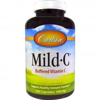 Комплекс витаминов и минералов Mild·C Carlson Labs