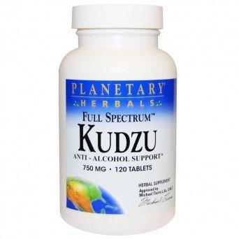 Полный спектр кудзу Planetary Herbals пуэрария дольчатая №20