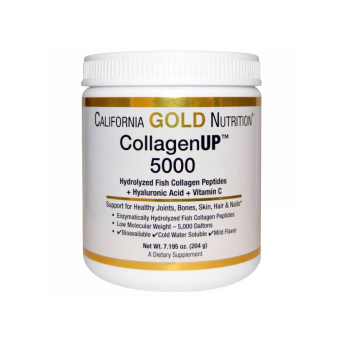 Коллаген California Gold Nutrition Collagen UP 5000