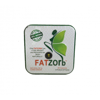 """Капсулы для похудения FatZorb """"Фатзорб"""" №36"""