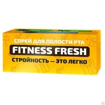 Спрей для похудения Fitness fresh (Фитнес Фреш)
