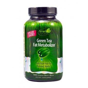 Капсулы Зеленый чай Irwin Naturals