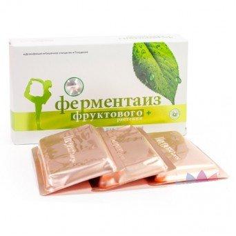 Капсулы для похудения ФерментаИз фруктового растения №30