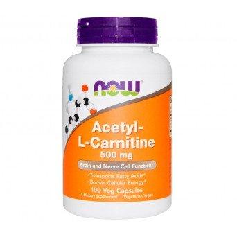 "Средство L-карнитин ""L-Carnitine"" Now Foods"