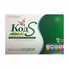 Капсулы для похудения КОД S №36