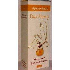 """Мазь-мед для похудения Diet Honey """"Диет Хани"""""""