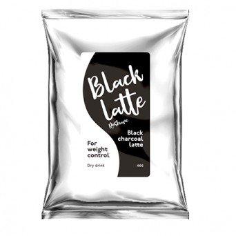 """Угольный кофе для похудения Блек Латте """"Black Latte"""""""