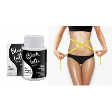 Black Latte (Блэк Латте) для похудения. Оригинал!