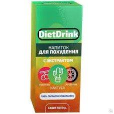 """Напиток для похудения DietDrink """"Диет Дринк"""""""