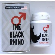 """Капсулы для восстановления потенции The Black Rhino """"Блэк Рино"""""""