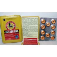 Препарат для потенции Золотой Муравей / Golden Ant (10 таблеток)