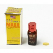 Препарат для потенции Maca USA Strong Man (Мака)