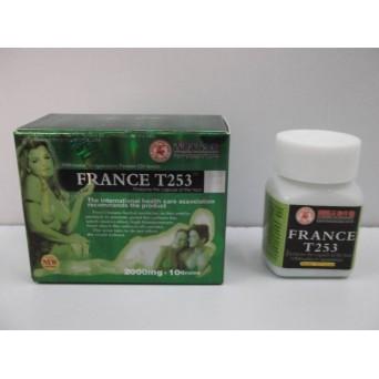 Капсулы для потенции FRANCE T253