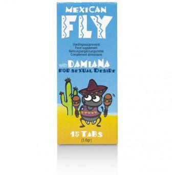 Возбуждающее средство Mexican Fly EFS №15