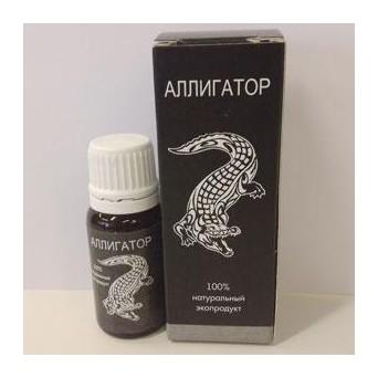 Капли для потенции Аллигатор